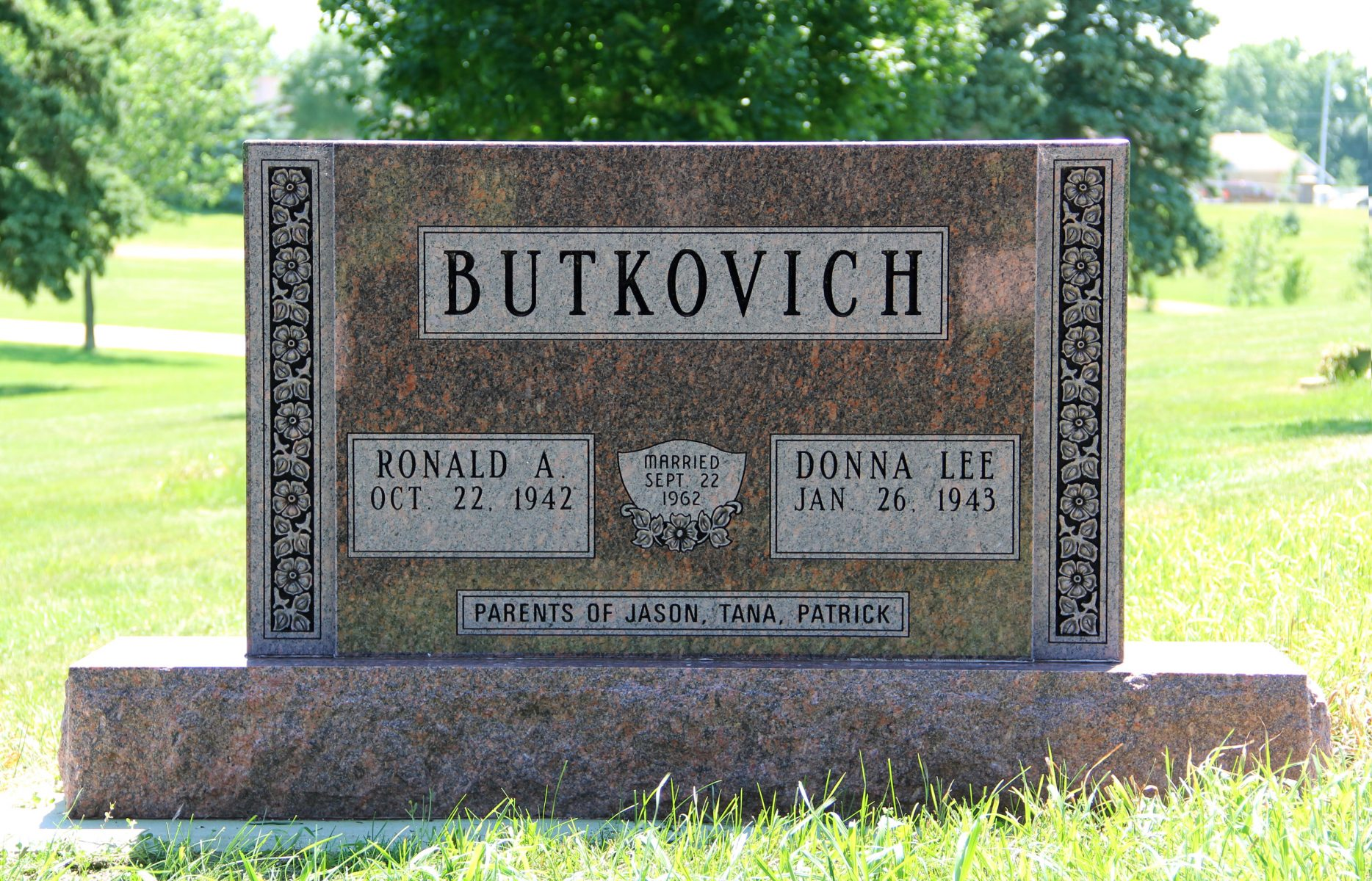 Butkovich Web