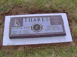 Thares